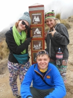 Machu Picchu travel September 13 2014