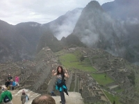Machu Picchu trip September 25 2014