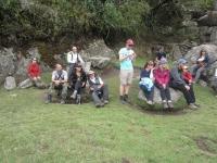 Machu Picchu trip October 09 2014