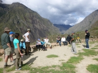 Dennis Inca Trail December 27 2014