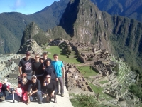 Peru travel October 18 2014