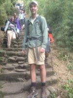 Stephen Inca Trail November 07 2014-2
