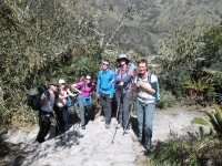 Marianne Inca Trail May 30 2014-1