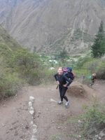 ALICE Inca Trail October 25 2014-2