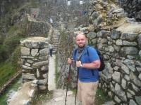 Justin Inca Trail October 29 2014-2