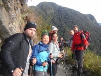 Justin Inca Trail October 29 2014-3