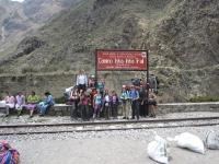 Christina Inca Trail November 13 2014-1