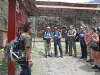 Christina Inca Trail November 13 2014-2