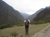 Machu Picchu trip November 13 2014
