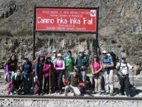 Andreas Inca Trail July 09 2014