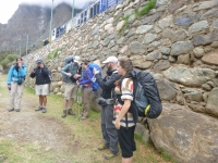 Lucy Inca Trail November 23 2014-2