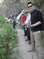 Machu Picchu vacation August 24 2014