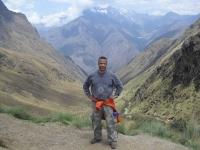 Machu Picchu trip November 02 2014