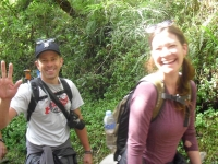 Joseph Inca Trail November 11 2014-2