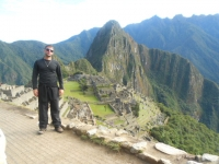 Renato Inca Trail July 26 2014