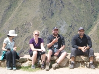 Ashley Inca Trail November 26 2014-2
