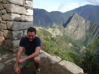 Patrick Inca Trail November 09 2014-4