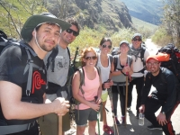 Machu Picchu vacation August 11 2014