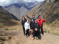 Tiago Inca Trail August 11 2014-2