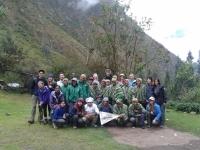 Roshni Inca Trail November 13 2014