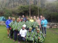 Le-Tisha Inca Trail December 04 2014-2