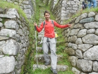 Machu Picchu travel November 16 2014