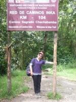 Machu Picchu trip November 22 2014