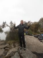 Maria-Elena Inca Trail September 12 2014