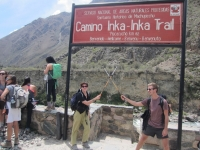 Peri Inca Trail November 27 2014-2