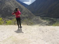 Debra Inca Trail September 24 2014-1