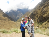 Jenessa Inca Trail December 04 2014-2