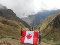Jenessa Inca Trail December 04 2014