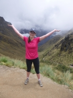 Riah Inca Trail December 01 2014