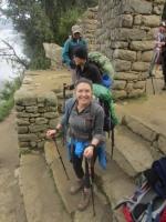 Machu Picchu vacation December 31 2014-5