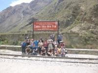Machu Picchu travel November 29 2014