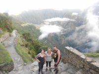 Machu Picchu trip April 22 2015