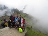 Machu Picchu vacation October 09 2014