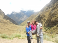 Emma Inca Trail December 04 2014-3