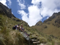 elizabeth Inca Trail November 29 2014