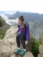Claire Inca Trail January 04 2015-1