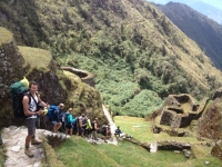Campbell Inca Trail December 04 2014