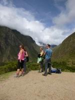 Machu Picchu vacation January 21 2015