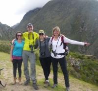 Rebecca Inca Trail April 07 2015-2