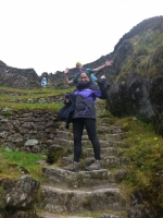 Machu Picchu travel March 14 2015