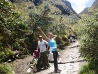 Machu Picchu vacation March 28 2015