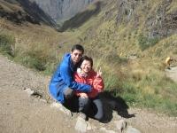 Machu Picchu vacation May 18 2015