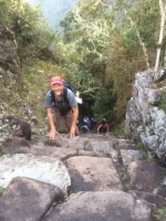 Allan Inca Trail April 23 2015