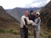 Yael-Rena Inca Trail April 23 2015-1