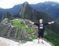 Machu Picchu vacation March 10 2015