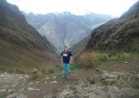 Cameron-Lee Inca Trail March 10 2015-2